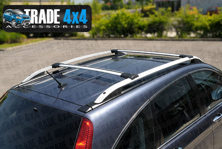 Roof Rack For Honda Crv 2007 2010 Oem Factory Style Aluminum Black ...