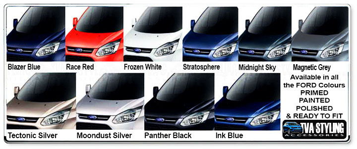 Paint Code Ford Transit  White