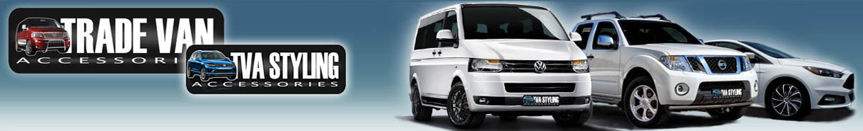 Van Accessories VW Transporter Accessories VW T5 Accessories and Van Products and Roof Racks logo