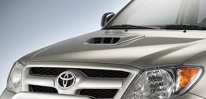 Fronthaube für Toyota Hilux 2011 Al 2015 ohne Loch Bootsteile